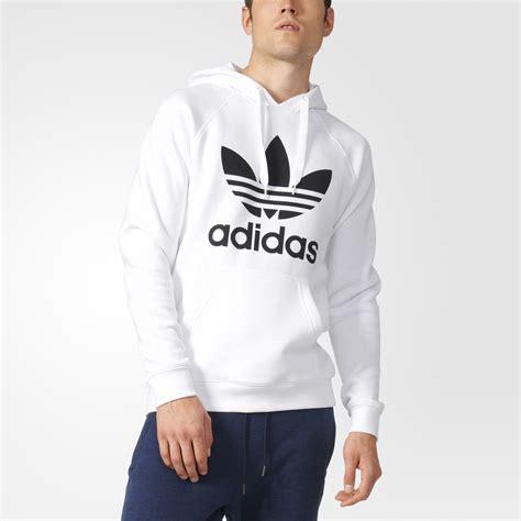adidas hoodie trefoil hoodie