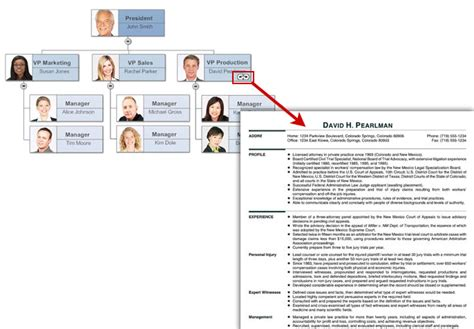 Jobs Based On Your Resume by 10 Tips For Perfect Organizational Charts