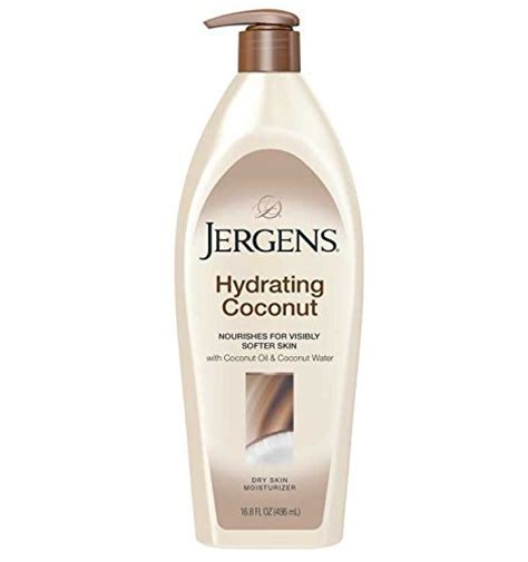 jerkins lotion jergens hydrating coconut lotion reviews in body lotions