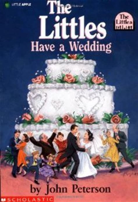 peterson a biography books the littles a wedding by peterson