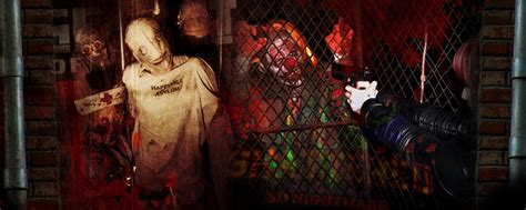 best haunted houses in chicago haunted house in chicago illinois basement of the dead in aurora scariest and best