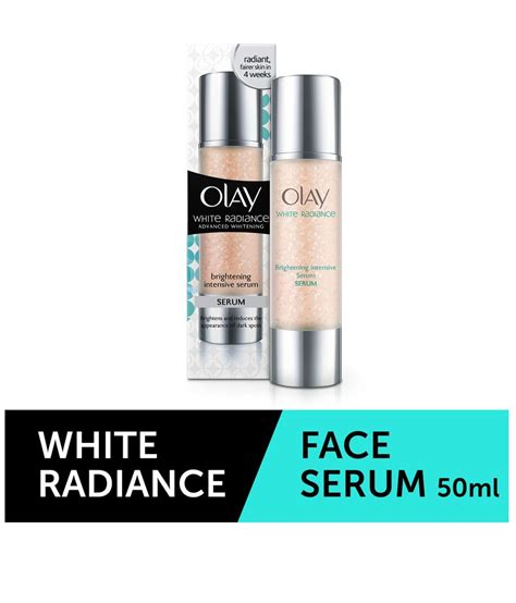 Olay White Radiance Day And olay white radiance brightening intensive fairness serum