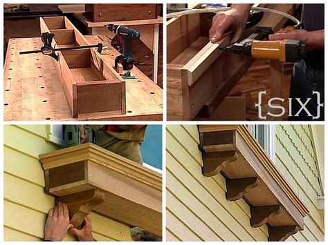 How To Build A Window Box Planter by Ten Diy Window Box Planter Ideas With Free Building Plans
