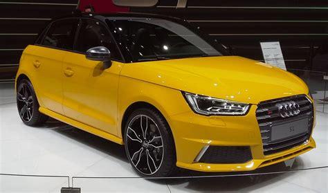 Audi As by Audi S1