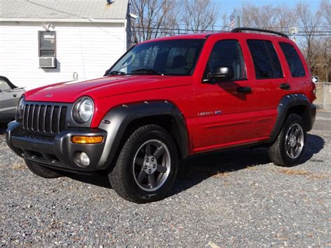 Jeep Liberty Freedom Edition 2003 Jeep Liberty Freedom Edition 2003 In West Babylon