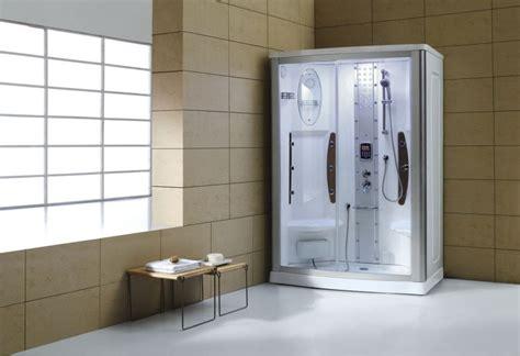 ducha sauna cabina hidromasaje con sauna as 015