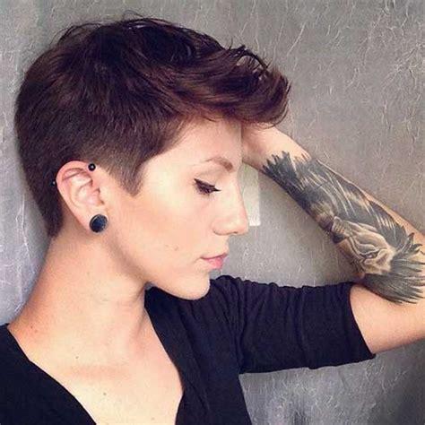 20 Long Pixie Cut Hairstyles   Pixie Cut 2015