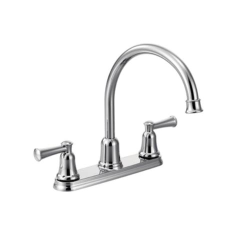cleveland faucets ca41611sl capstone high arc spout two