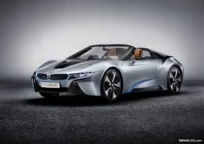 The Bmw I8 Bmw Should Definitely Make The I8 Spyder