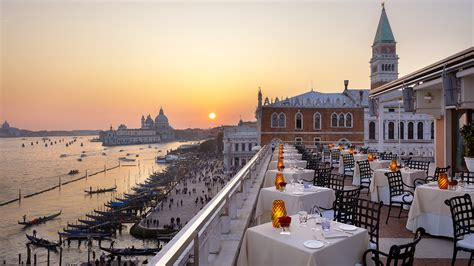 la terrazza venezia restaurants bars hotel danieli a luxury collection