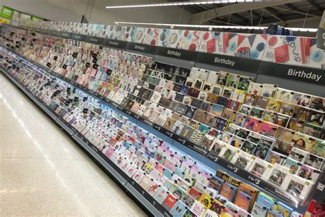 asda s card asda overhauls its greeting card offer pg buzz