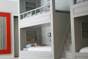 Plans For Building A Triple Bunk Bed by Built In Loft Bed Designs Pdf Woodworking