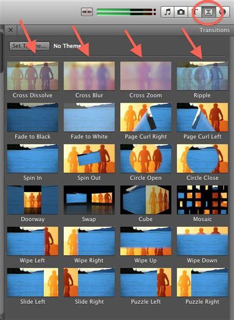 imovie tutorial for slideshow imovie tutorial the basics
