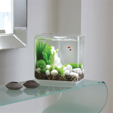 Small Home Aquarium Improve Your Home With Modern Fish Tank
