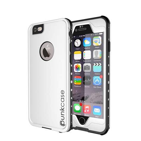 punkcase iphone    waterproof case white thin