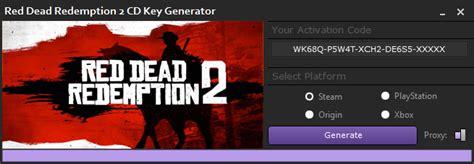 Redemption Key dead redemption 2 cd key generator hackshouse