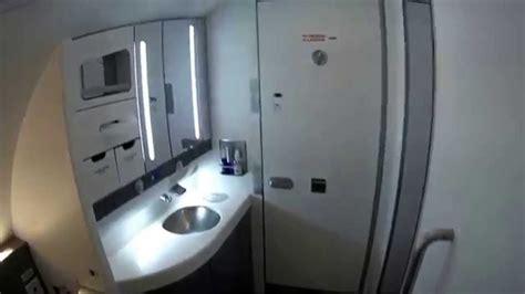british bathroom loo british airways a380 bathroom off the business class club