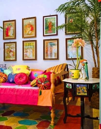 indian decor bfarhardesign