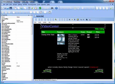 html design wysiwyg html wysiwyg designer