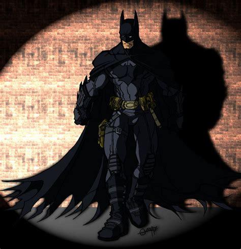 batman ultimate wallpaper ultimate jla batman colored by balsavor on deviantart
