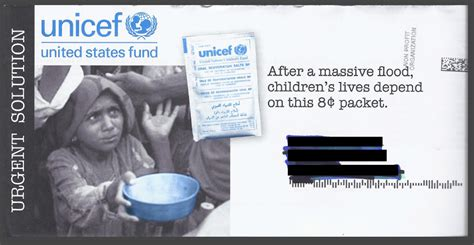 unicef charity appeal letter how write fundraising appeals that work guide images