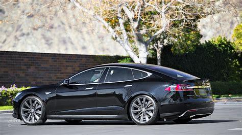 Tesla S P85 Tesla Model S Review Autoevolution
