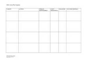 Plan Worksheet Template by 15 Best Images Of Plan Worksheet Template