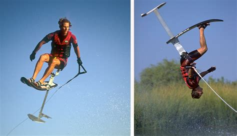 Air Chair Water by Timeline 1991 Current Classic Water Skiing Tricks