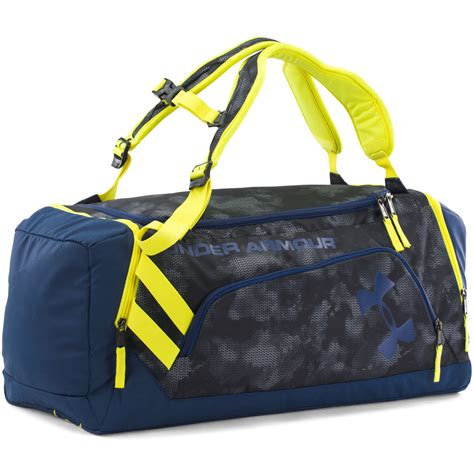 armour 2015 ua contain backpack duffel ii sports