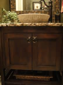 want vessel sink and cabinet exactly as is