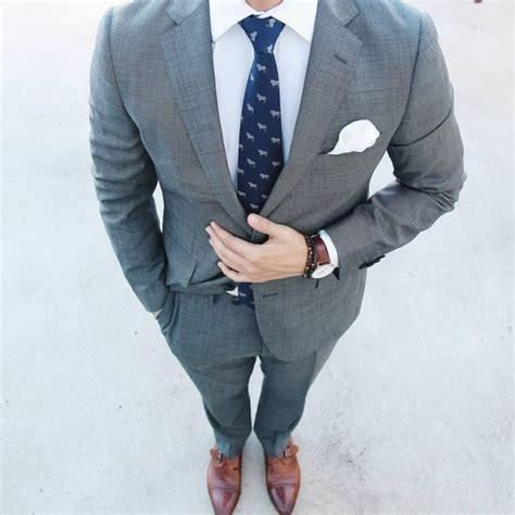 Charcoal Grey Suit Combinations   Suit La