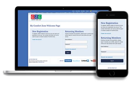 Comfort Portal by C Portal For Cers Parents And Volunteers Backoffice Thinking