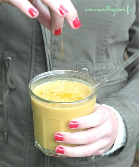 Boisson Detox Curcuma by Golden Milk Le Smoothie Antioxydant Au Curcuma