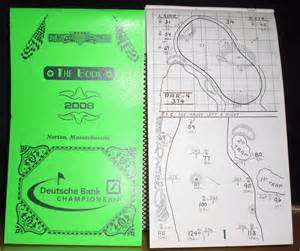printable yardage books golf yardage books lookup beforebuying