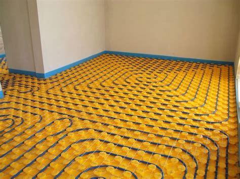massetto pavimento radiante massetto radiante fibrorinforzato per sistemi di