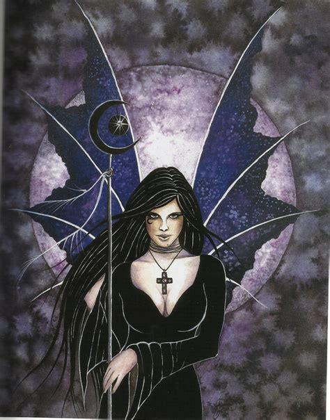 libro night magic gothic gothic fairy wallpaper wallpapersafari