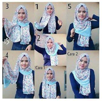 tutorial berhijab terbaru 1000 ideas about hijab moderne on pinterest hijab
