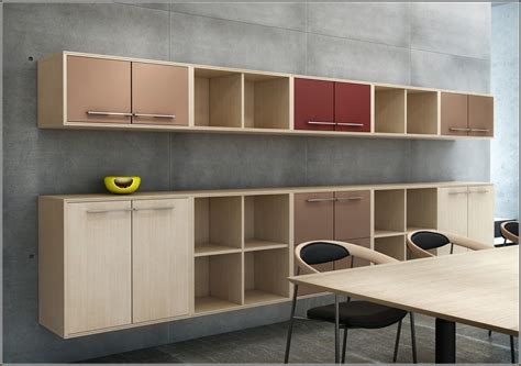 Office Wall Storage Best Storage Design 2017 Home Office Wall Cabinets