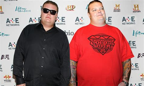 big hoss weight loss las vegas pawn star corey harrison s staggering 115lb