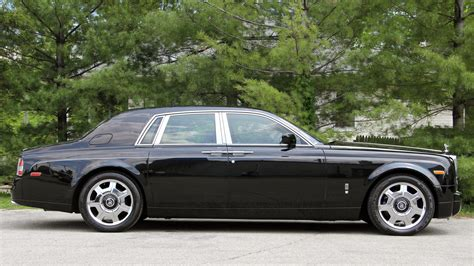 2006 Rolls Royce 2006 rolls royce phantom sedan s37 indy 2016