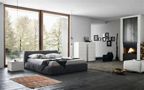 graues bett schlafzimmer grau 88 schlafzimmer mit deutlicher pr 228 senz