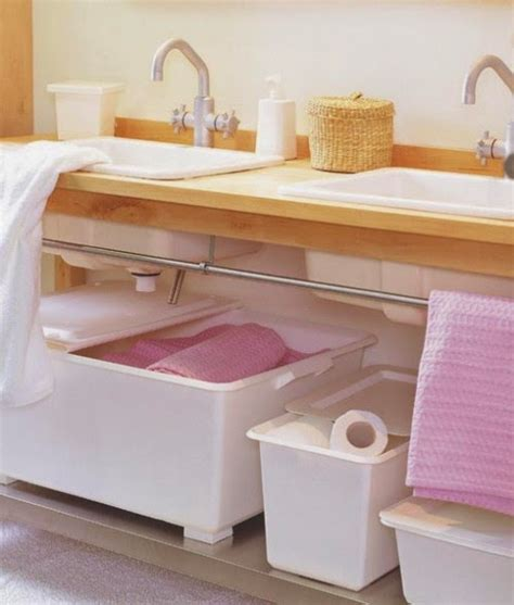 Ideas For Bathroom Storage In Small Bathrooms 31 Creative Storage Ideas For A Small Bathroom Diy Craft Projects