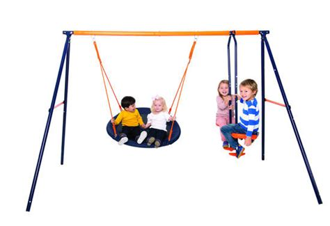 hedstrom my first swing set buy a hedstrom nebula playground sets from e bikes direct