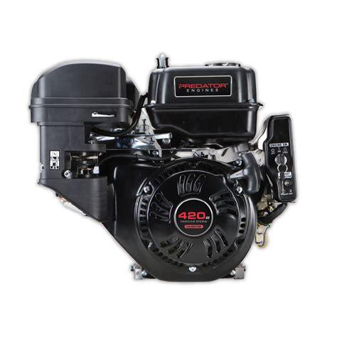 doodlebug harbor freight engine 13 hp 420cc ohv horizontal shaft gas engine epa carb