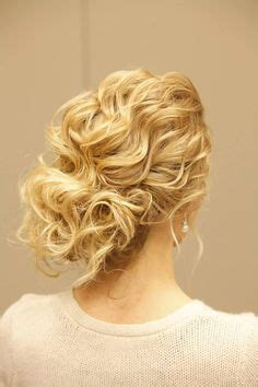 curly hairstyles for hoco updo wedding hairs and hair updo on pinterest
