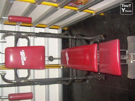 Banc De Musculation Kettler Sport by Banc De Musculation Kettler
