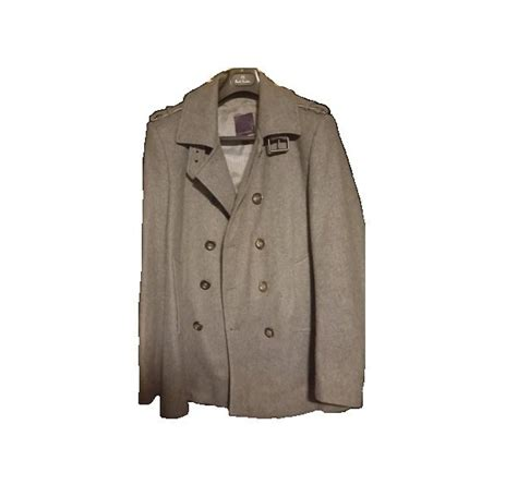 Ted Baker Coat For Winter by Ted Baker Wool Pea Coat For Sale In Rathmines Dublin From