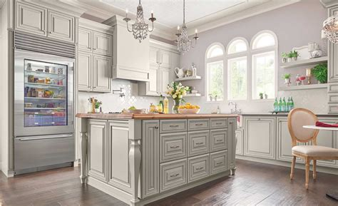 Kitchen Design Oak Cabinets Waypoint Living Spaces Exactly What You Had In Mind