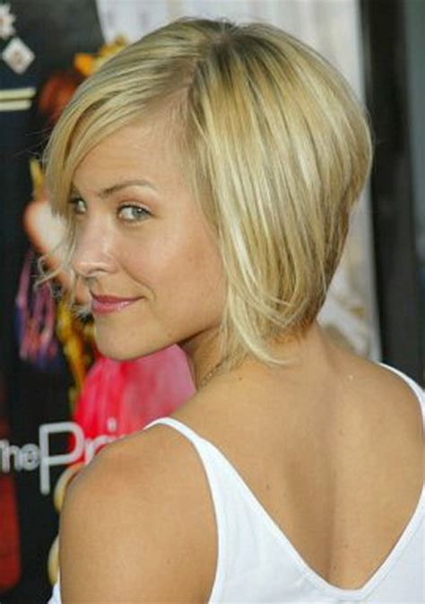 wedge cut for thin hair layered wedge haircut