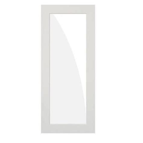 Single Lite Interior Door by Krosswood Doors 36 In X 80 In 1 Lite Solid Mdf